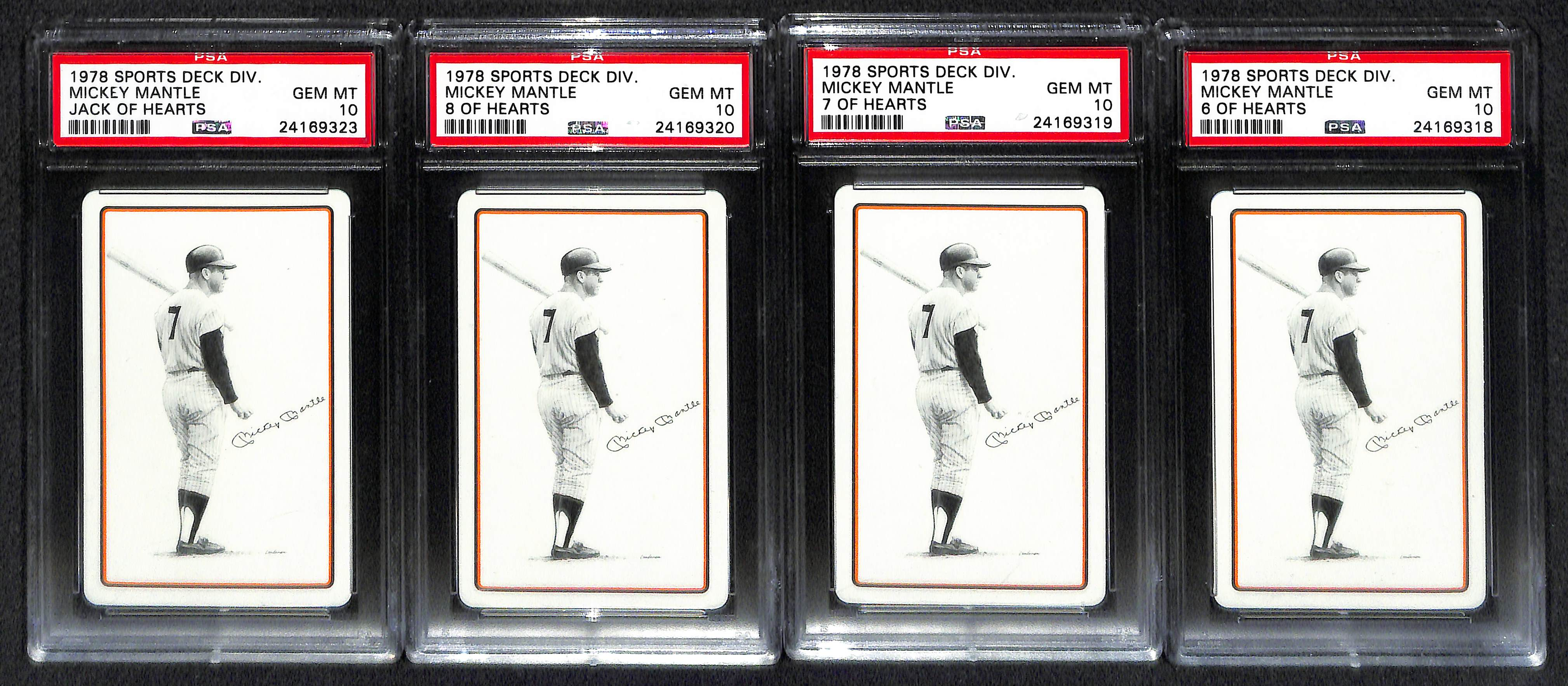 7 mickey mantle jersey frame