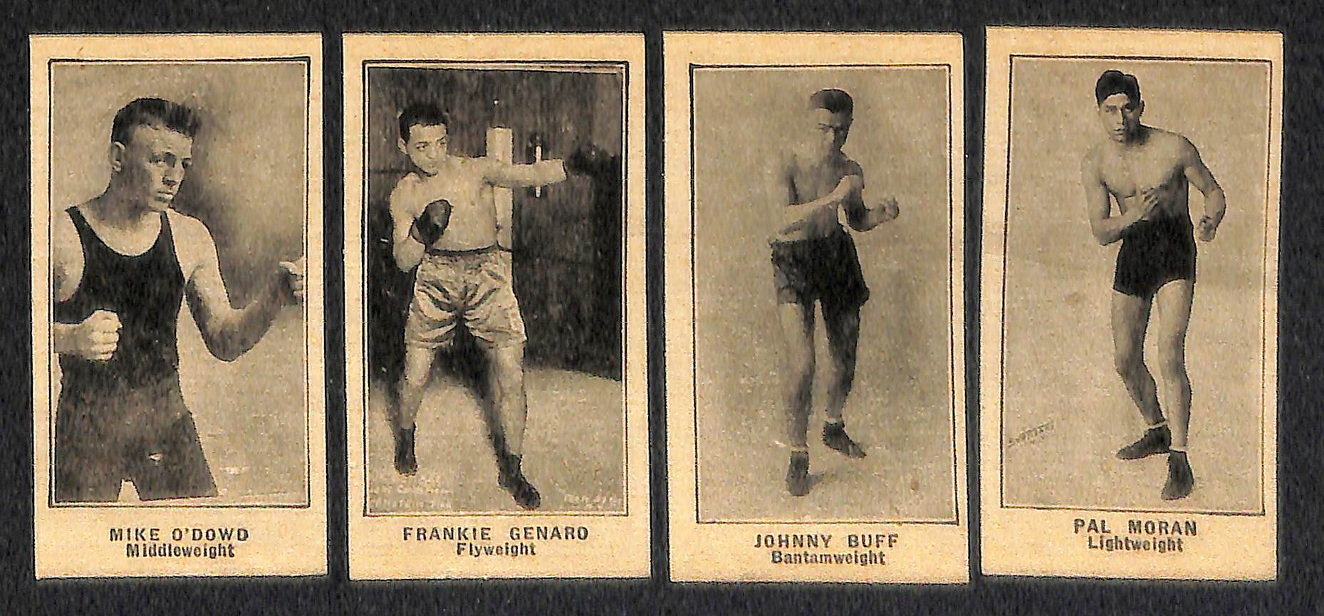 Lot Detail - Assorted Lot of 13 Boxing Cards 1930's-1940's w  Max Baer