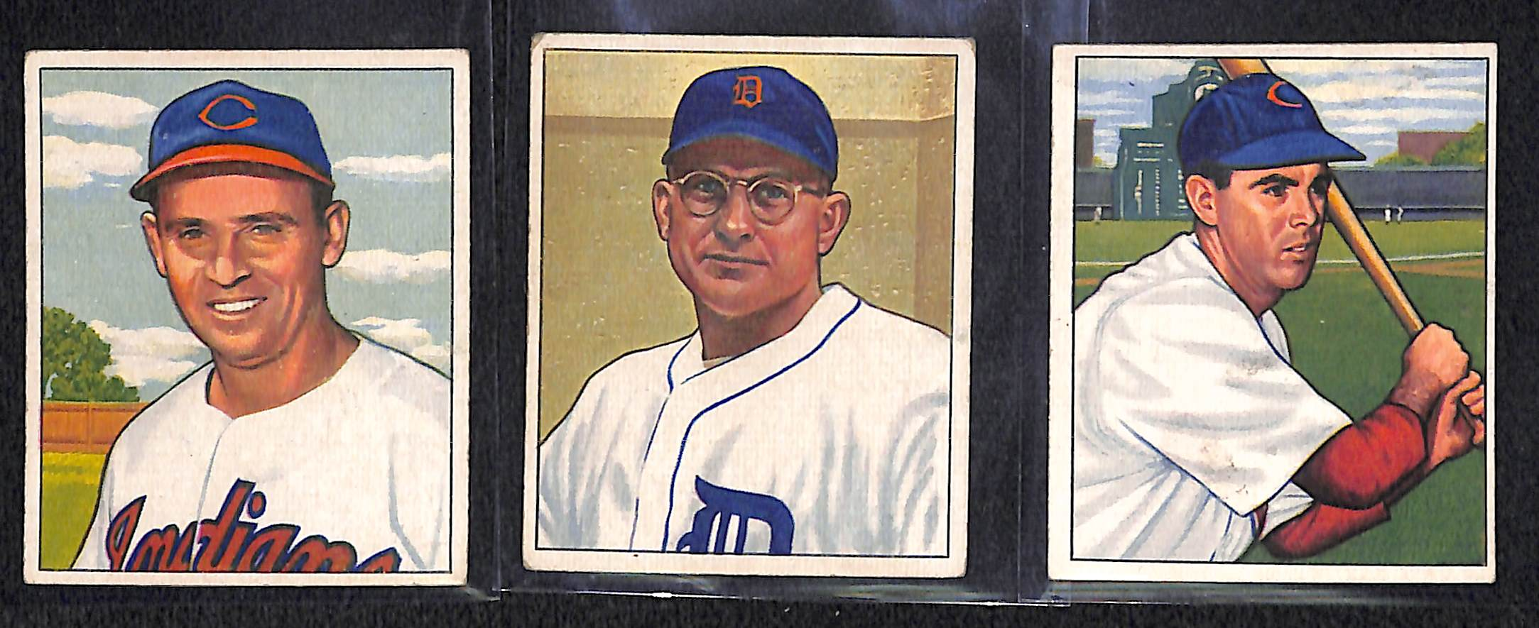 Lot Detail Lot Of 60 Different 1950 Bowman Baseball Cards