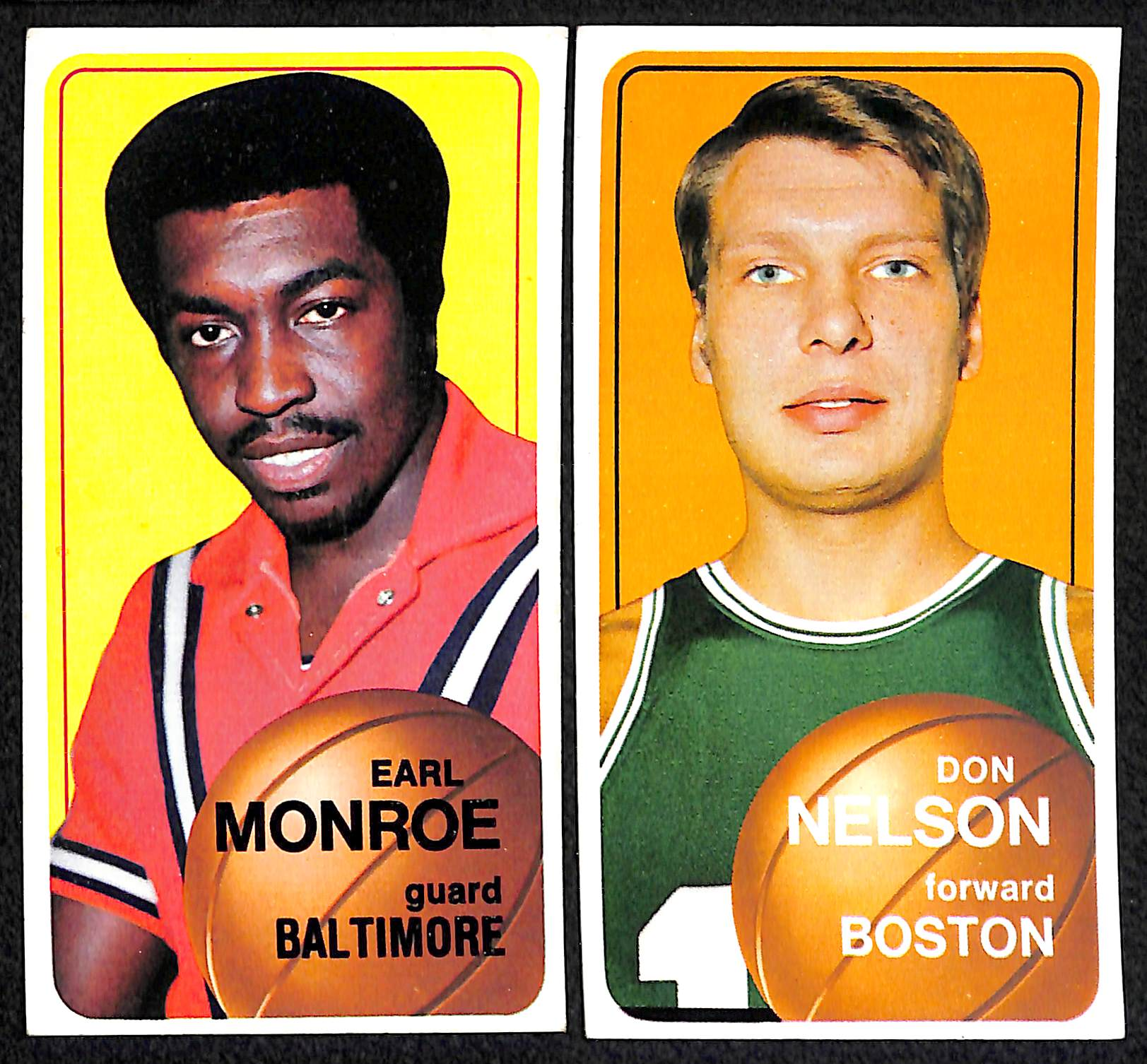 Lot Detail Lot of 400 Assorted 1970 71 Topps Basketball Cards w