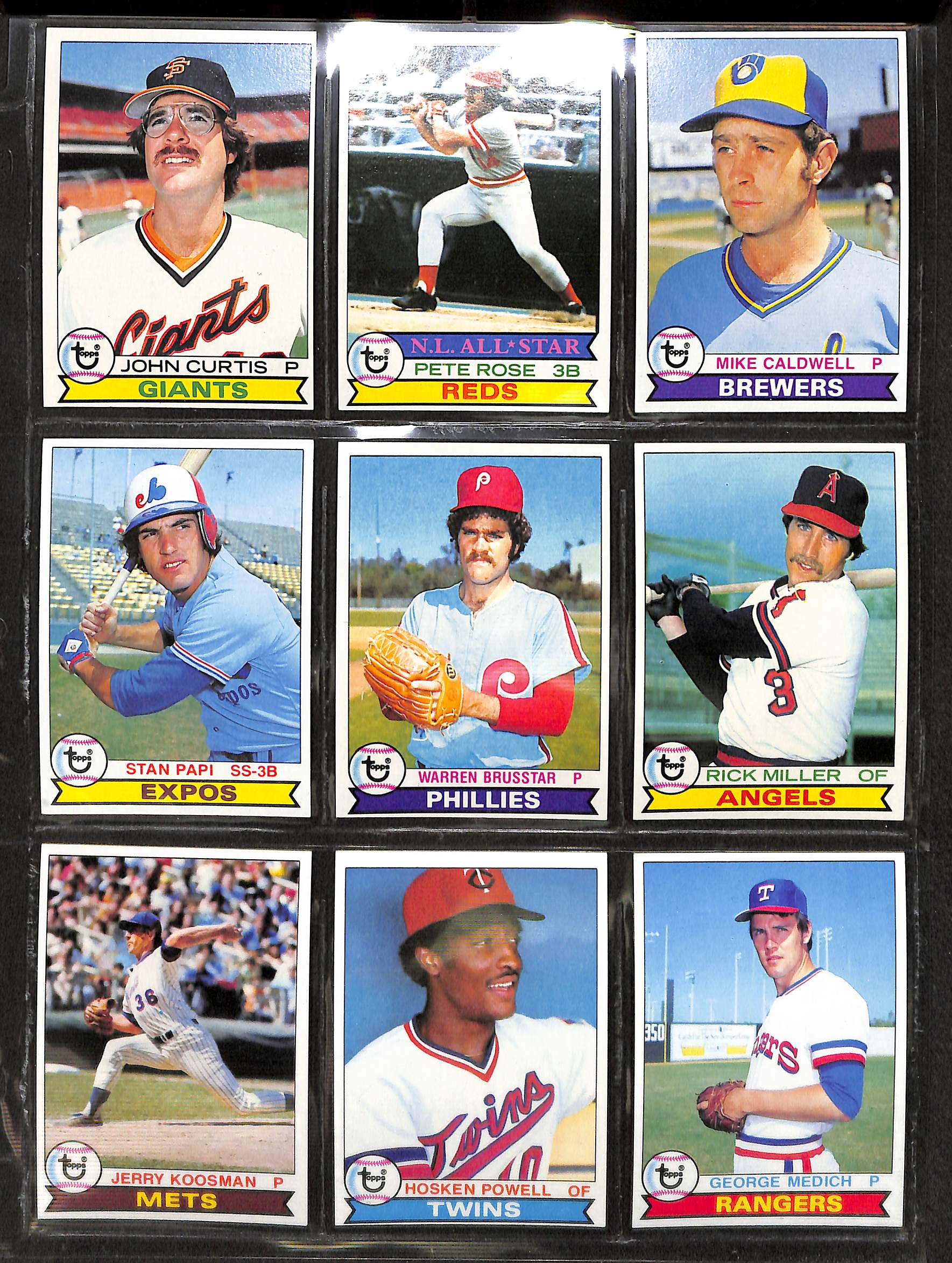Lot Detail Complete 1979 Topps Baseball Card Set W Ozzie