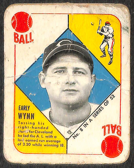 Ralph Kiner Lot Of 16 1951 Topps Red Back Baseball Cards W