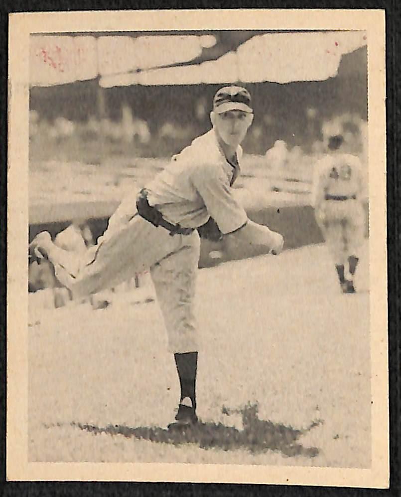 Lot Detail Lot Of 3 1939 Play Ball Cards Of Tobin Klinger Mcnair