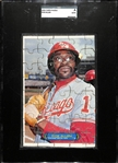 1974 Topps Dick Allen Baseball Jigsaw Puzzle (Test Issue)