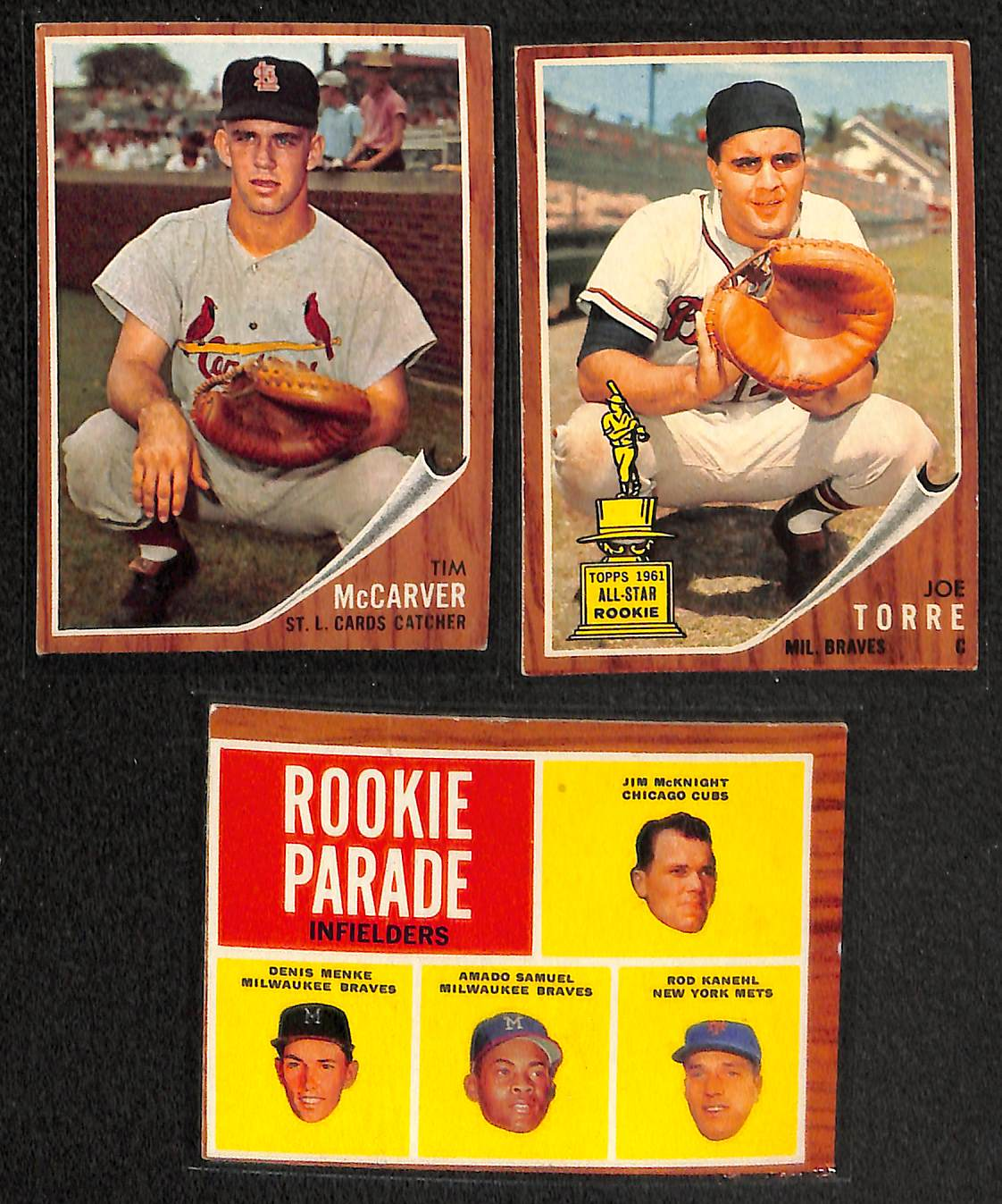 Lot Detail Lot Of 130 Different 1962 Topps Baseball Cards W Early