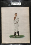 RARE 1912 S81 #108 Silk Christy Mathewson SGC Authentic