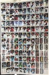 1978-79 Topps Hockey 132-card Uncut Sheet