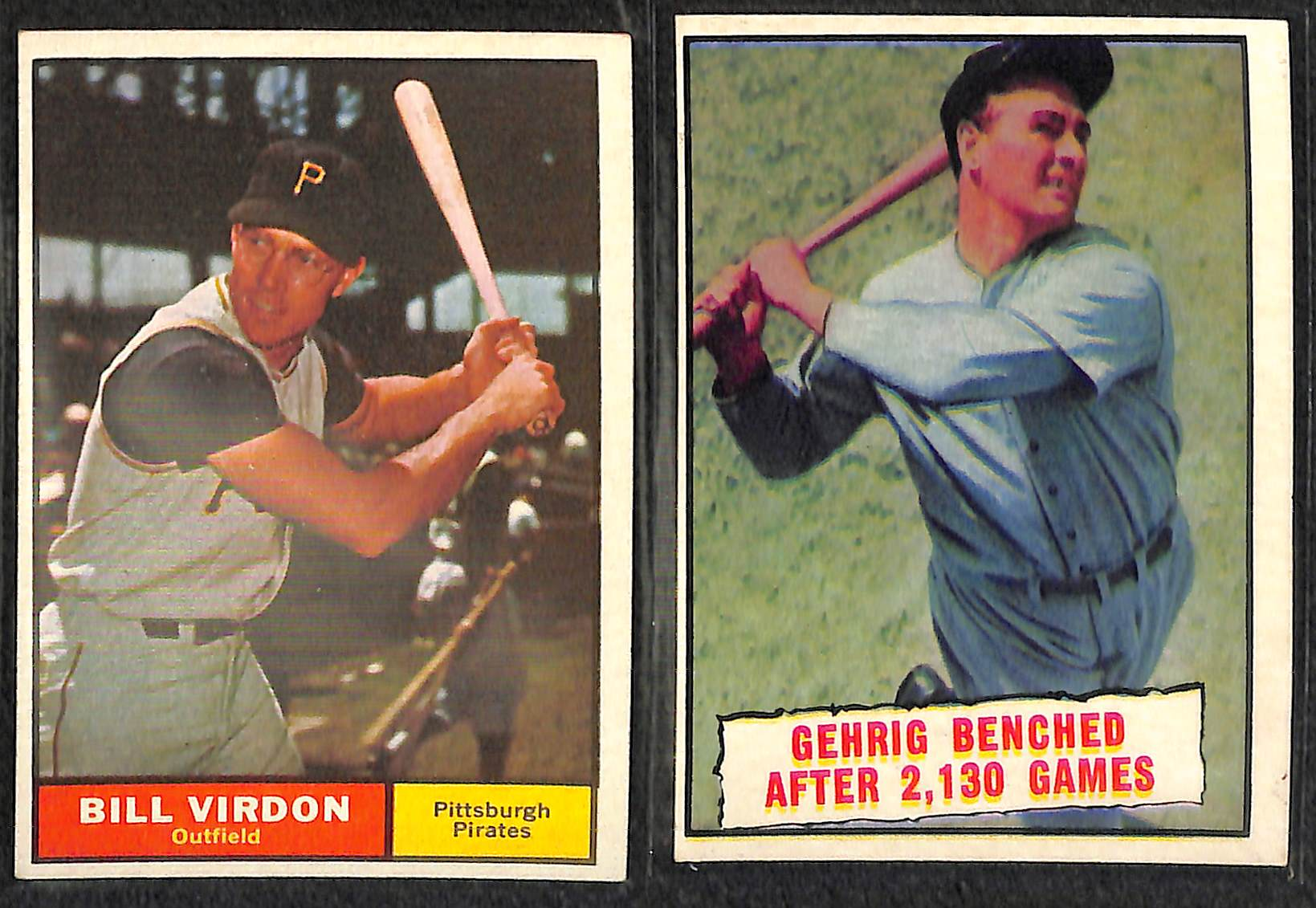 Lot Detail Lot Of 123 1961 Topps Baseball Cards W Robin