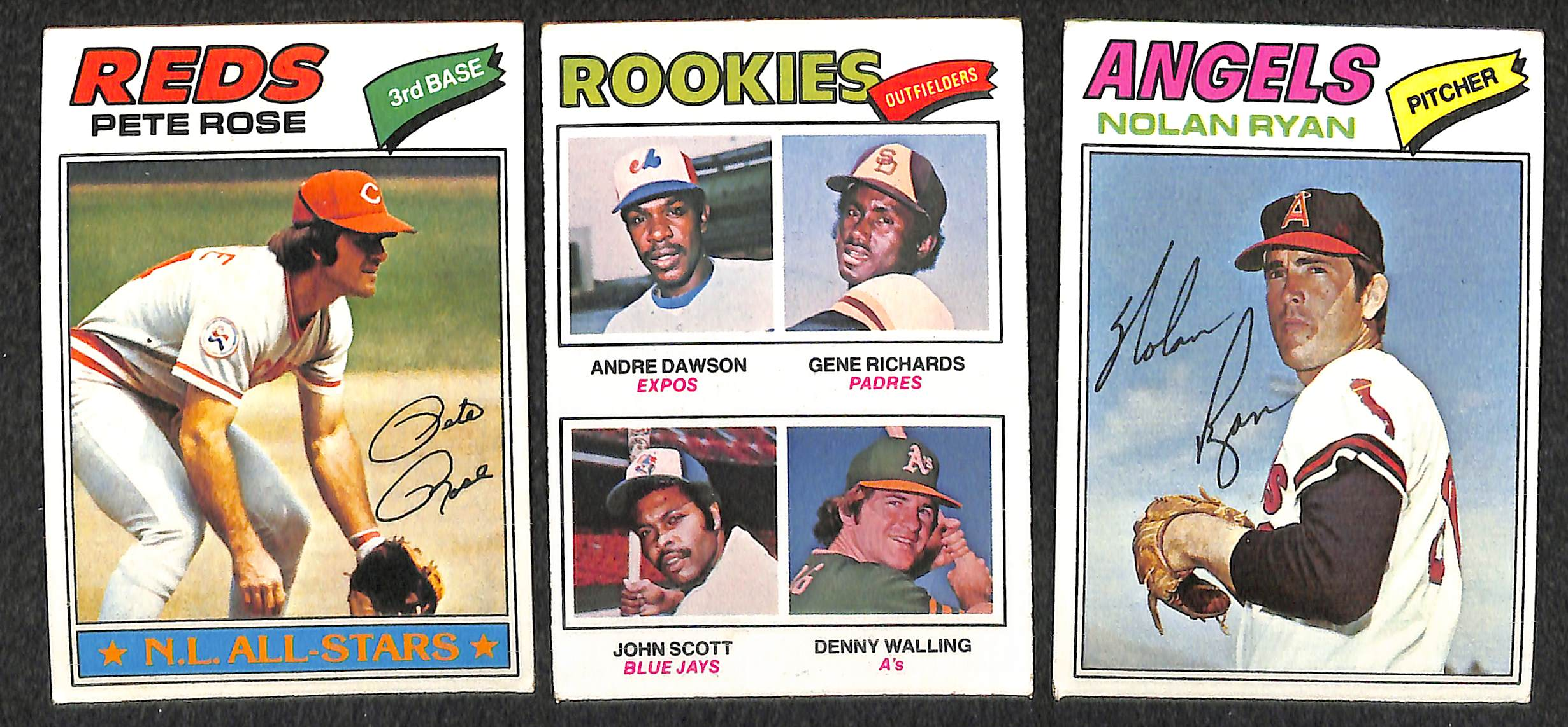Lot Detail 1976 1977 Topps Baseball Complete Sets 660 Cards