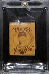 RARE 1959 Mickey Mantle Yoo Hoo Match Book (Cover With Matches Complete)
