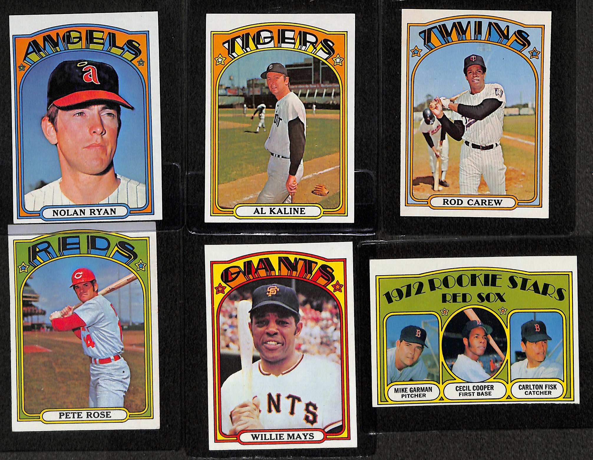 Lot Detail - 1972 Topps Baseball Partial Set - 650+ Different Cards