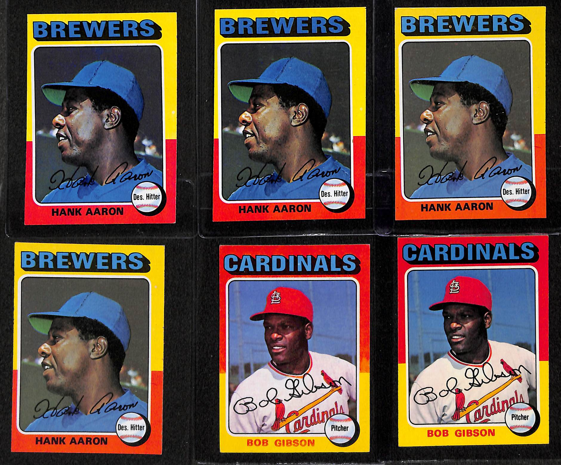 Lot Detail Lot Of 1500 Assorted 1975 Topps Baseball Cards