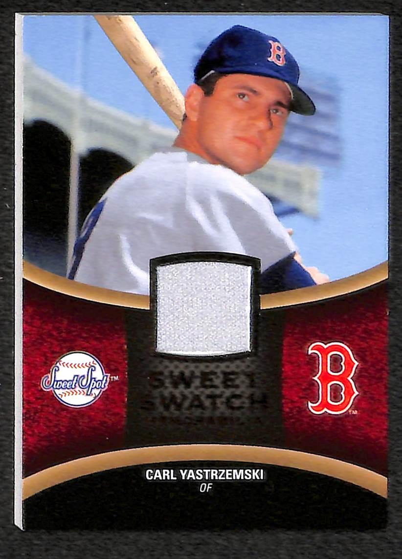 Lot Detail Lot Of 6 Baseball Hof Relic Cards W Jimmie Foxx