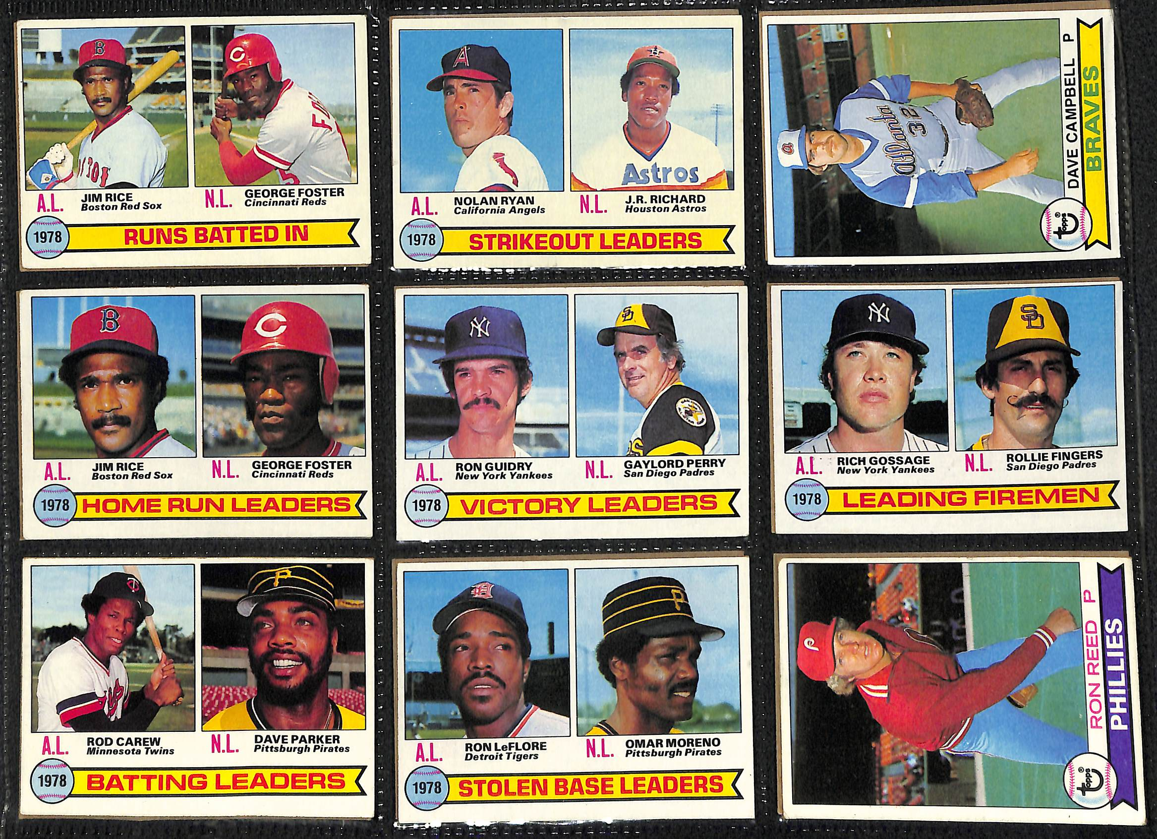 Lot Detail 1979 1981 Topps Baseball Partial Complete Cards Sets