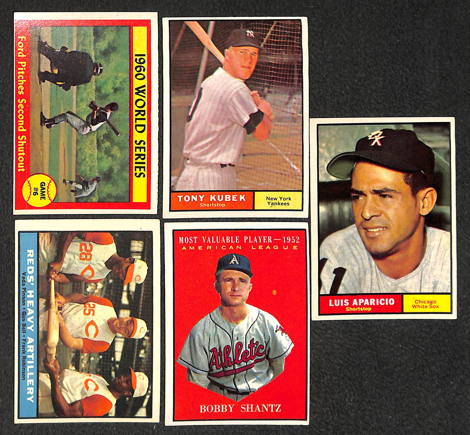 Lot Detail Lot Of 217 Different 1961 Topps Baseball Cards W Drysdale
