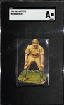 1888 R&S Artistic Baseball Card (Indianapolis) Graded SGC Authentic