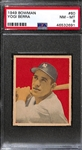 1949 Bowman Yogi Berra (#60) Graded PSA 8